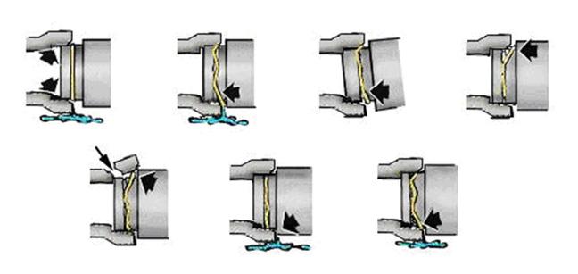 Instrucciones de montaje de tuberías