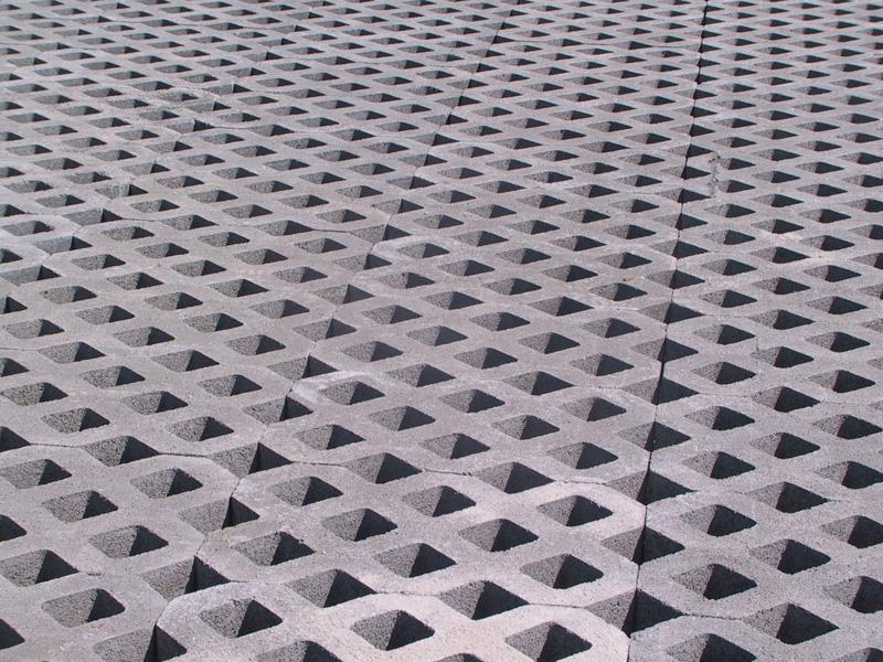 Pavimento celos a c sped pavicesped prefabricados alberdi for Moldes para pavimentos de hormigon