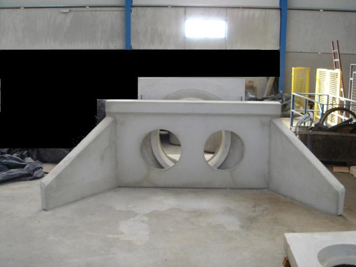 Culverts Precast Concrete Fins Prefabricados Alberdi