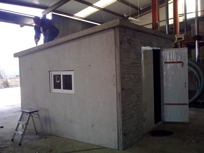 Otros prefabricados de hormigon prefabricados alberdi - Casetas prefabricadas para jardin ...